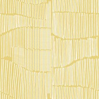 The Spaces Between Perfect Tile Yellow Fine-Art Print