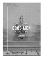 The Good Man Fine-Art Print