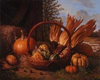 Autumn Cornucopia Fine-Art Print