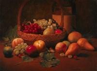 Fruit Basket Still LIfe Fine-Art Print