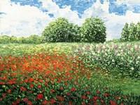 Impressionists Garden Fine-Art Print