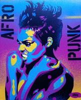 Afro Punk 2 Fine-Art Print