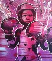 Boxer Kid 1 Fine-Art Print