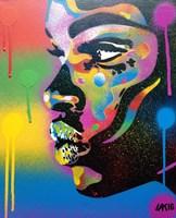 Kiss Series 2 Rainbow Fine-Art Print