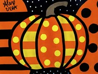 Halloween Pumpkin Fine-Art Print