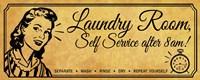 Laundry 2 Fine-Art Print