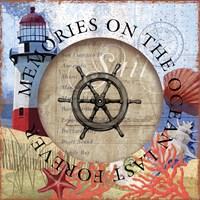 Circled Lighthouse 1 Fine-Art Print