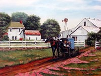 Amish Country 2 Fine-Art Print