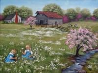 Where Daisies Grow Fine-Art Print