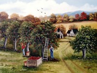 The Apple Orchard Fine-Art Print