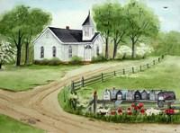 Plateau Methodist 2 Fine-Art Print