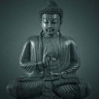 Buddha 3 Fine-Art Print