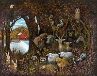Peaceable Kingdom Fine-Art Print