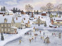 Christmas at the Cove Fine-Art Print