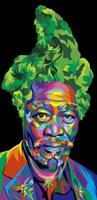 Morgan Freeman Fine-Art Print