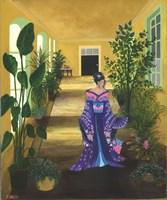 Geisha 1 Fine-Art Print