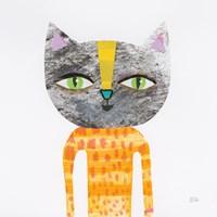 Cool Cats I Fine-Art Print