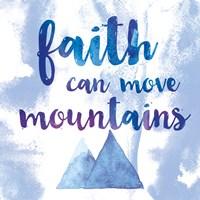 Words of Faith II Fine-Art Print