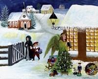 Christmas Angel Fine-Art Print