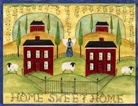 Homesweethome Fine-Art Print