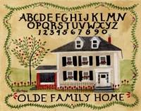 Old Family Home Fine-Art Print