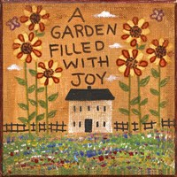 A Garden Filled With Joy Fine-Art Print