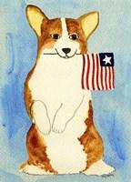 American Puppy Fine-Art Print