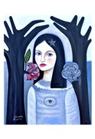 Doll in the Woods Fine-Art Print
