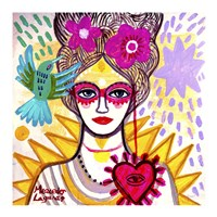 Lady Antoniette Fine-Art Print