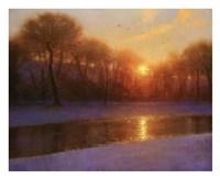 Morning on the Missouri Fine-Art Print