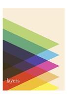 Layers Fine-Art Print