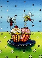Fairy Cakes Fine-Art Print