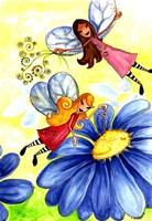 Flights Of Fairy Fancy Fine-Art Print