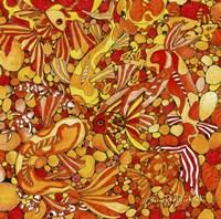 Orange Fish Fine-Art Print