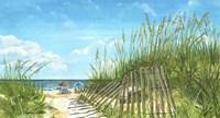 Beach Path Fine-Art Print