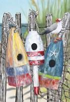 Buoy Birdhouse Fine-Art Print