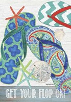 Get Your Flop On Fine-Art Print