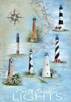 North Carolina Lights Fine-Art Print