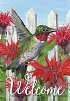 Ruby Red Garden Fine-Art Print
