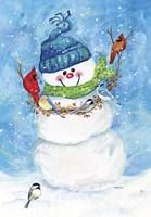 Winter Friends Fine-Art Print