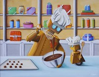 The Chocolatiers Fine-Art Print