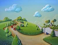 Peter Rabbit 3 Fine-Art Print