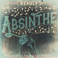 Absinthe Fine-Art Print