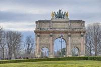Arc de Triomphe du Carroussel Fine-Art Print