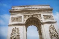 Arc de Triomphe III Fine-Art Print
