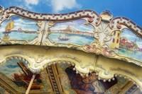 Carousel de Montmartre II Fine-Art Print