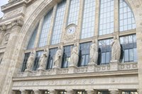 Gare du Nord Station II Fine-Art Print