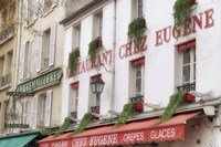Monmartre Restaurant Fine-Art Print