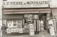 Monmartre Shop 1 Fine-Art Print