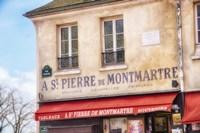 Monmartre Shop 2 Fine-Art Print